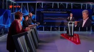 Як ви будете комунікувати з тими, хто за вас не голосував?, – запитала Наталія Лигачова у Петра Порошенка під час ефіру на ICTV