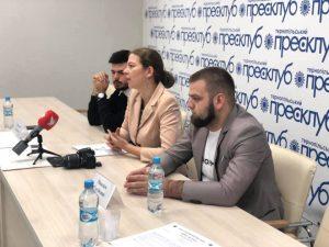 Як боротись з чорним піаром та критично висвітлювати реформи дискутували тернопільські медійники