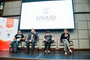 «Суспільне має стати основною платформою для якісного суспільно-політичного контенту» – Лигачова на Донбас Медіа Форумі