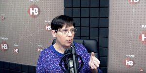 Наталія Лигачова про держрегулювання ЗМІ: «Зараз відбувається якась непрозора річ»
