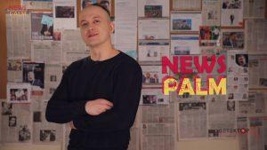 Шість регіональних телеканалів транслюють сатиричний влог «Ньюспалм»