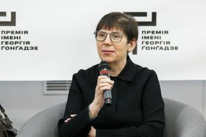 Наталія Лигачова стане лекторкою відеолекторію Премії імені Георгія Ґонґадзе