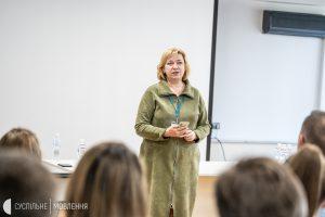 Світлана Остапа закликала працівників НСТУ долучатись до розробки Концепції регіонального мовлення