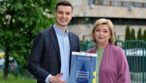 Світлана Остапа та Вадим Міський стали лауреатами премї Франка